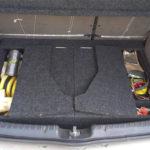 Коврик в багажнике