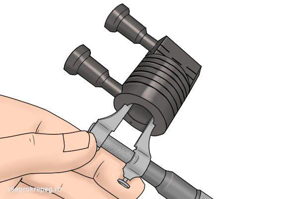 Внутренний микрометр