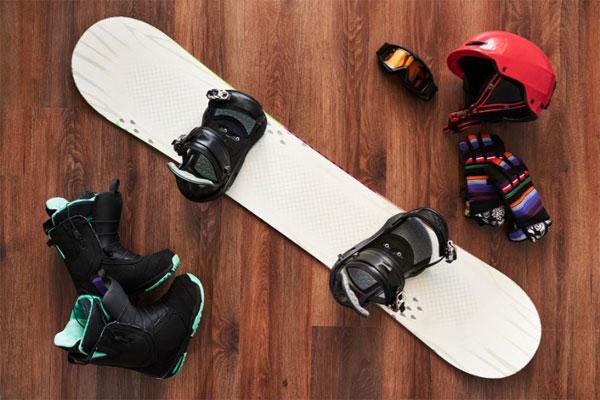 Набор сноубордиста