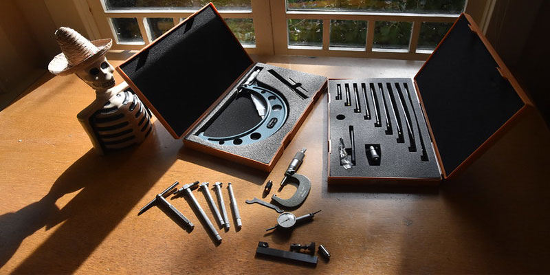 Набор микрометрических инструментов