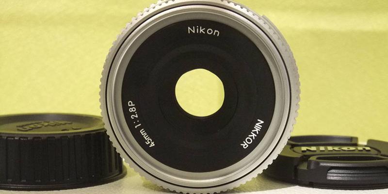 Байонет Nikon